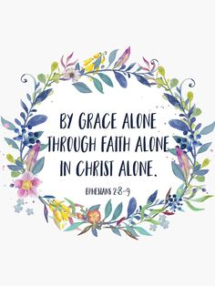 Bible Verses For Women, Favorite Bible Verses, Bible Verses Quotes, Faith Quotes, Jesus Quotes, Bible Scriptures, Grace Alone, In Loving Memory Quotes, In Christ Alone