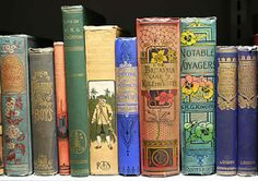 Rees Williams Collection of Victorian Children's Books (dating from c1780 to the 1920s)