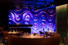 wall panels by Moko Interior for an aesthetic wall covering - Home Decoration Restaurant Bar, Eclectic Restaurant, Visual Merchandising, Wall Cladding Designs, Stone Uk, Uk Retail, 3d Wall Decor, Creative Architecture, 3d Wall Panels