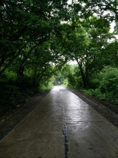The quiet #road