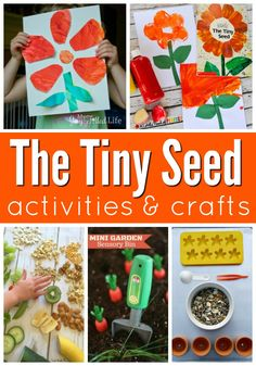The Tiny Seed Activities and Crafts