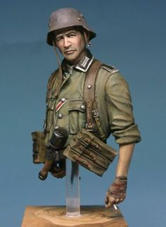 Iron Cross 1941 Kursk by Rost.art. A Daily Dose for 05june2014 from the Michigan Toy Soldier & Figure Co. www.michtoy.com