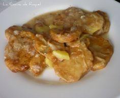 Patatas a la importancia http://raquel-lacocinaderaquel.blogspot.com.es/2013/11/patatas-la-importancia.html