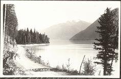 From the Big Bend - Kinbasket Lake #BC