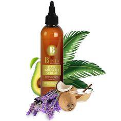 16oz Hair Growth Serum Bottle