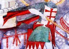 Felsőruha (Freskó, Tarpa) - Hagyomány és múltidéző