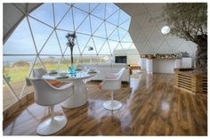 Eco-Living Dome Homes The perfect structure.