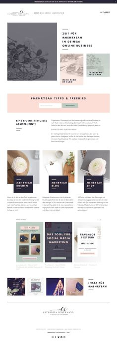 Squarespace website Minimal web design Feminine Squarespace design Station Seven Click through to buy! Web Design Trends, Design Websites, Design Ios, Web Design Tips, Blog Design, Layout Design, Web Layout, Minimal Web Design, Website Layout