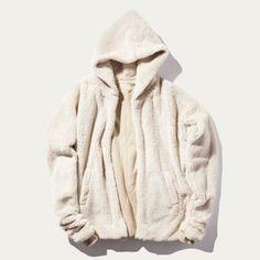 Hoodie - Premium Fleeced Sherpa Hoodie