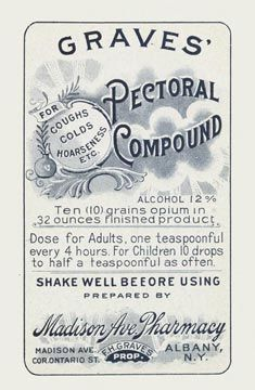 Halloween poison labels on this website. So fun on a variety of old bottles!