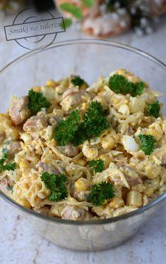 Cooking Recipes, Healthy Recipes, Tzatziki, Keto Snacks, Pasta Salad, Food Inspiration, Potato Salad, Cauliflower, Food And Drink