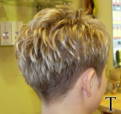 If you would like a hairdo that is definitely bold, then pixie may be the perfect pick. Pixie haircut is an excellent idea if you're young enough. A pixie haircut is a brief haircut with layers. Undercut Pixie Haircut, Short Pixie Haircuts, Haircut Long, Short Hair Cuts For Women Pixie, Super Short Hair Cuts, Short Pixie Cuts, Short Haircuts Over 50, Pixie Haircut Layered, Spiky Short Hair