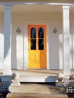 Best Front Door Colors | Domino