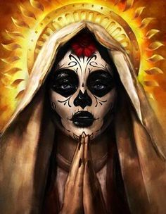 day of the dead artworkHow do i put this up on my facebook page?? Someone said that you click on facebook but only like comes up there. Would appreciate it if some one can help me put these on facebook thanks
