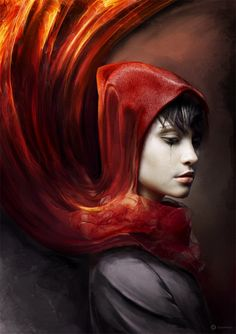 Red Riding Hood by ~m4gik on deviantART