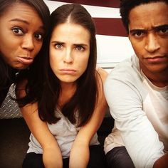 """We will be very upset if you miss #HowToGetAwayWithMurder tonight! Alfie will be especially angry lol...#TGIT !!!"""