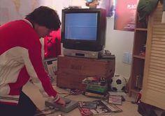 La evolución de la consola de juegos Sony Playstation y de la cultura a su alrededor