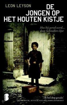 Nummer 289 van Schindlers lijst. https://www.hebban.nl/spot/boeken-met-een-ster/nieuws/de-jongen-op-het-houten-kistje-leon-leyson