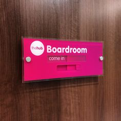 WOW Sign ... Now that's 1 FAB Sliding Door Sign - Powerful graphics on a Quality Sign  http://www.de-signage.com/office_signs_for_doors.php