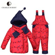 34.25$  Know more - http://ainq7.worlditems.win/all/product.php?id=32703324050 - CR New Arrival Girls Winter Overcoat Set Cartoon Character Pattern High Quality Jacket 5 Colors Hooded Winter Kids Overcoat