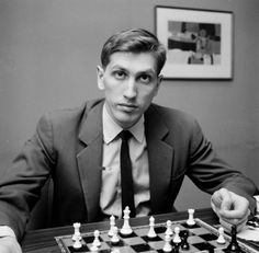 The Russians thought the Eames chair was bugged after Bobby Fischer won the tournament.