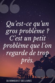 Citation pour ne plus stresser - Dehily Positive Attitude, Positive Life, Positive Quotes, Catchy Phrases, Positive Inspiration, French Quotes, Magic Words, King Kong, Karma