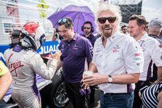 「フォーミュラEは今後10年でF1を追い越す」とヴァージン創設者  [F1 / Formula 1]