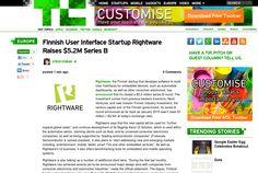 http://techcrunch.com/2013/05/14/rightware/ ... | #Indiegogo #fundraising http://igg.me/at/tn5/