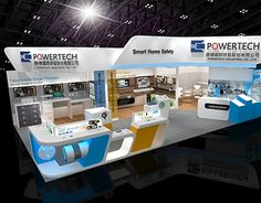Exhibition Stall Design, Exhibit Design, Home Safety, Stand Design, Smart Home, Exhibitions, Pop Up, Creative, Projects