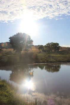 Riverman Cabin is a romantic weekend getaway in Dullstroom. Romantic Weekend Getaways, Holiday Destinations, Cabin, River, Outdoor, Outdoors, Places To Travel, Cottage, Resorts
