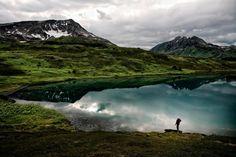 Kenai Peninsula, Alaska   #Alaska #BlueRose