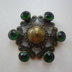 Vana sõlg silmadega D 5,5 cm