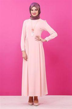 Nursima Necklace Accessory Dress-Powder 8017-41