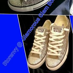Check out this item in my Etsy shop https://www.etsy.com/listing/244459244/bling-rhinestone-converse