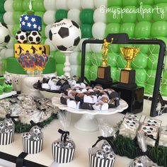 We Heart Parties: Soccer Party