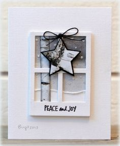 By Birgit Edblom (Biggan at Splitcoaststampers) - beautiful