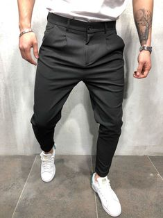 Look at the webpage to see more on mens suits - Mens Fashion Winter - Roupas Smart Casual Men, Stylish Men, Mens Clothing Trends, Kurta Designs, Fashion Tips, Fashion Design, Fashion Trends, Fashion Men, Mens Fashion Pants