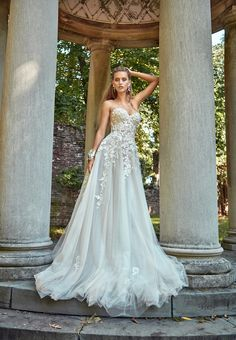 Global First Look! Gasp-Inducing NEW Galia Lahav 2017 wedding dresses! See them here: http://www.confettidaydreams.com/galia-lahav-2017-wedding-dresses/