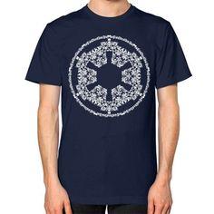 Empire Flourish Unisex T-Shirt (on man)