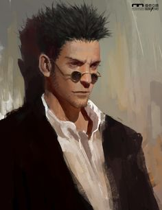 Leorio by -調調, Hunter x Hunter OMG OMG FANGIRLING EVERYWHERE
