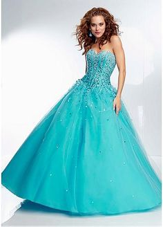 Ball Gown Prom Dress I want it
