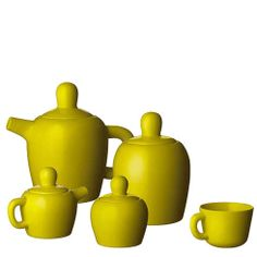 Muuto Bulky Tea Set $187