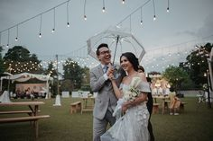 Pernikahan Outdoor Rustic Garden Party di Bandung -