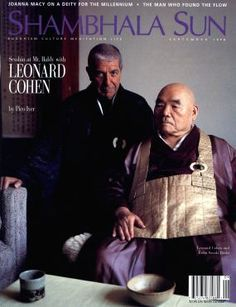 Leonard looks back on the past. Interview with Leonard Cohen by Kari Hesthamar, 2005