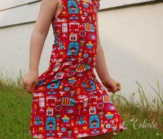 uptown/downtown dress