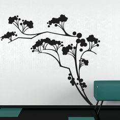 """Style and Apply Ball Tree Wall Decal Size: 46"""" H x 43"""" W, Color: Copper"""