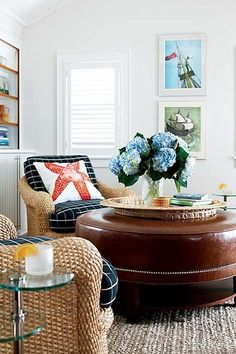 nautical coastal interiors