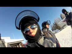 Snowmobiling Tours with Unique Lapland - YouTube