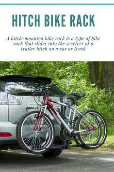 #BestHitchBikeRack Best Bike Rack, Diy Bike Rack, Car Bike Carrier, Hitch Mount Bike Rack, Car Buying Guide, Bike Parking, Trailer Hitch, Cool Bikes, Things To Come