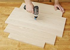 A simple trammel guides your router to complete the circuit. Router Jig, Wood Magazine, Wood Circles, A Perfect Circle, Interesting Faces, Butcher Block Cutting Board, Wood Projects, Circuit, Simple